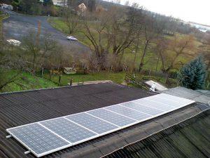 Photovoltaik Anlage Dach